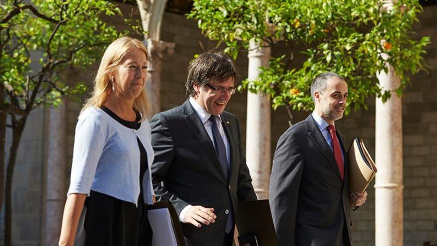 """El gobierno catalán vincula la cuestión de confianza a los presupuestos y hablará """"con todos"""""""