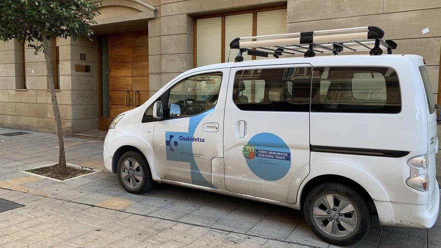 Euskadi supera su récord de positivos en la pandemia con 764 en 24 horas y llega al máximo de la segunda ola en ingresos