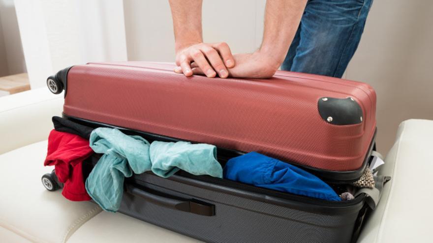 No cometas estos siete errores al hacer tu maleta.
