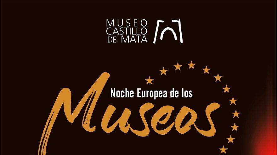 Cartel de la Noche de los Museos en Las Palmas de Gran Canaria