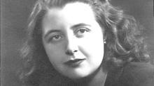 Carmelina Sánchez-Cutillas, l'Escriptora de l'Any de l'Acadèmia Valenciana de la Llengua.