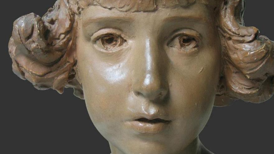 Pieza del Museo Mariano Benlliure de Crevillente