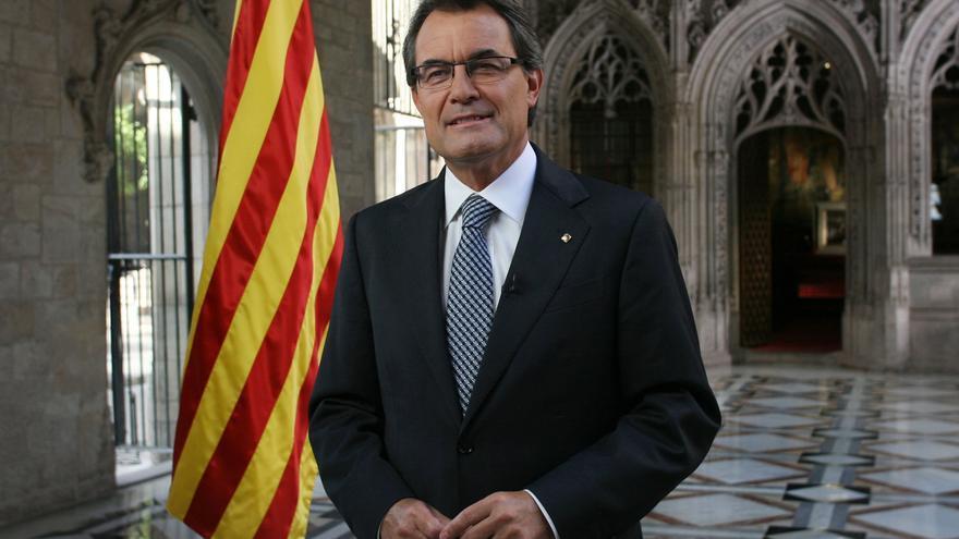"""Mas ve Cataluña cada día más cerca de la """"plenitud nacional"""""""