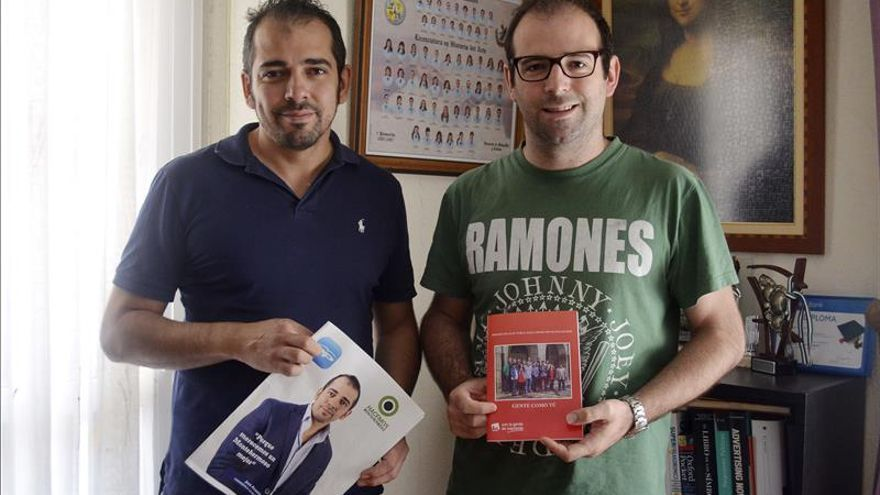 Los hermanos Marín Valle sueñan con la Alcaldía, pero duermen con su rival