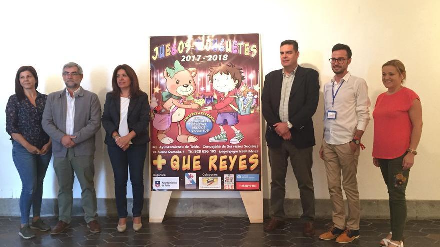 Juegos y Juguetes: +Más que Reyes.