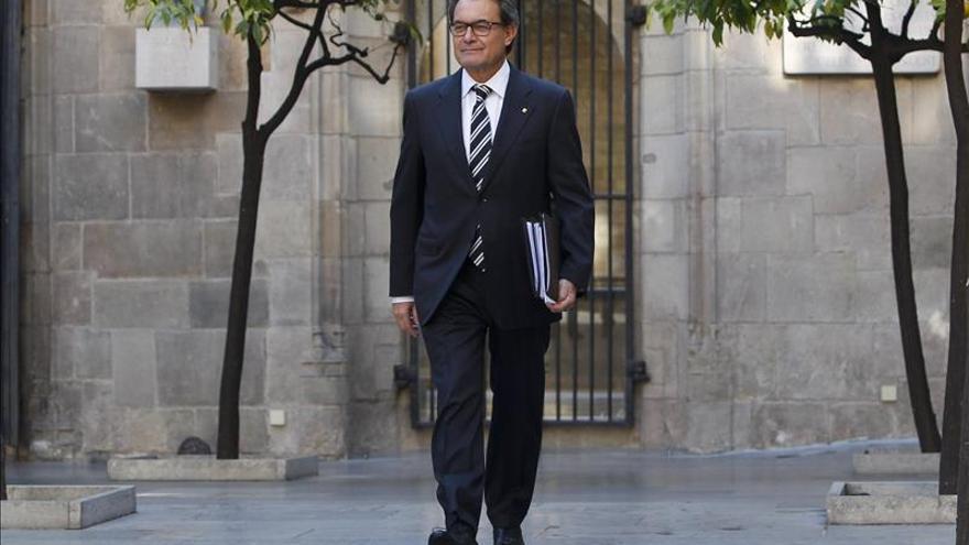 """Mas acusa al Estado de """"agredir"""" a los catalanes por decisiones """"políticas"""""""