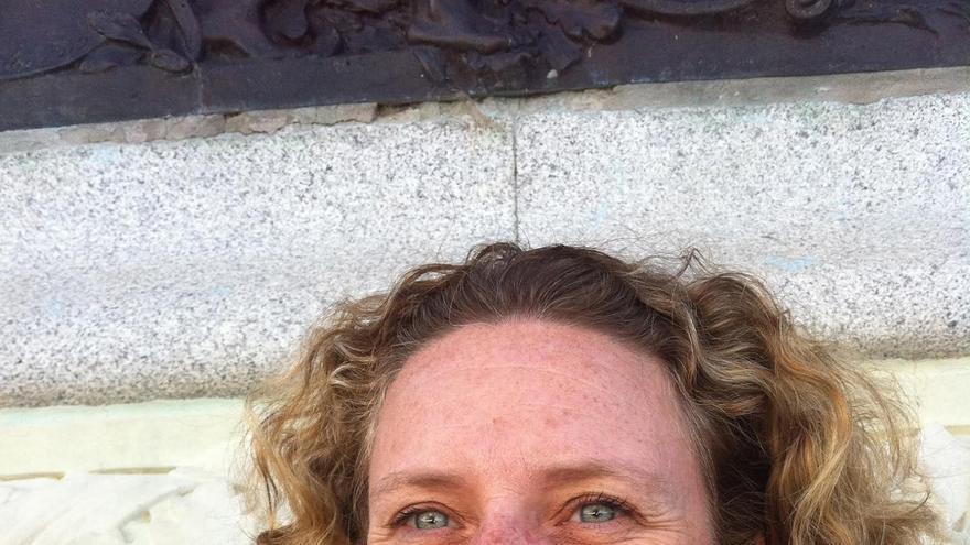 María Acaso, profesora titular de Educación Artística en la Facultad de Bellas Artes de la UCM.
