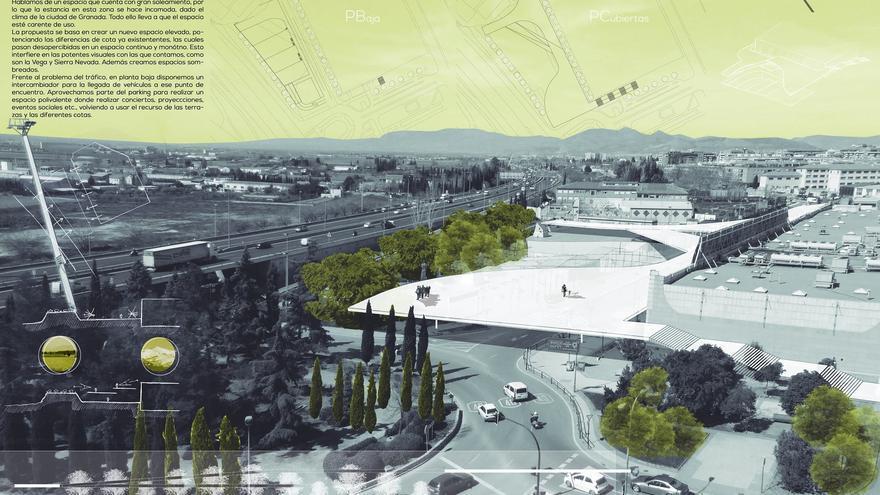 Uno de los proyectos más votados para reconvertir el botellódromo