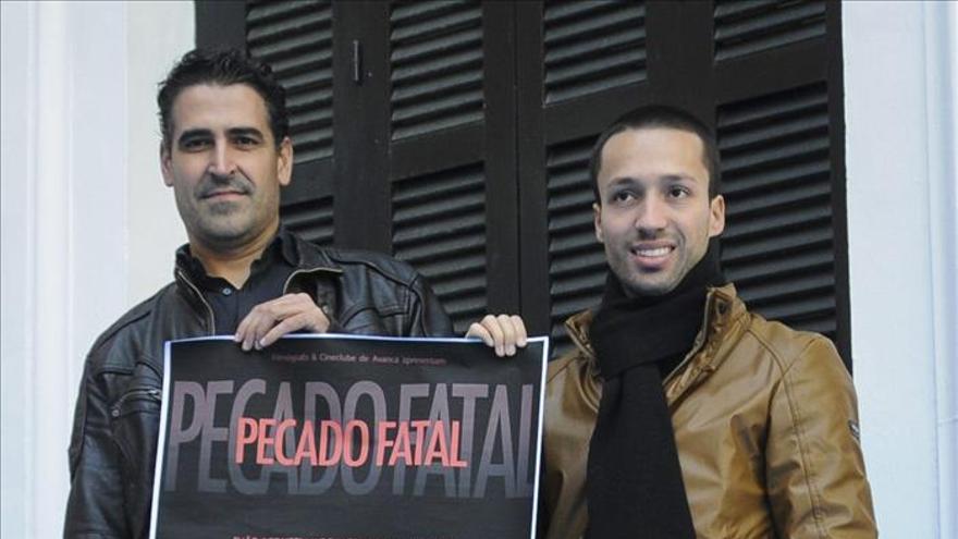 """""""Pecado fatal"""", la ópera prima de Luis Diogo rodada con solo 10.000 euros"""