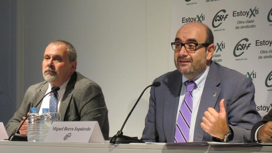 CSIF aplaude que Hacienda abra un canal de apoyo a los funcionarios catalanes ante posibles ilegalidades