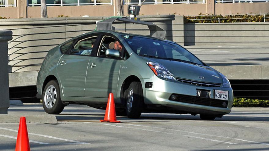 Sin peligro al volante (Foto: Wikimedia Commons)