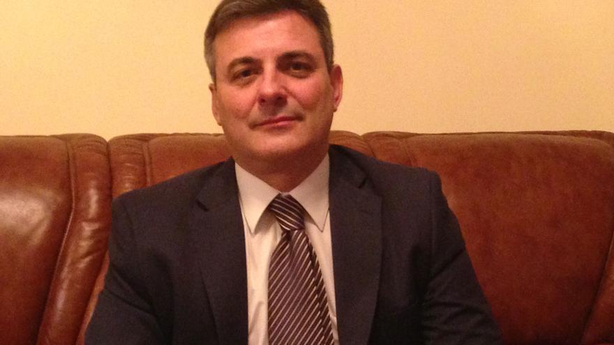 Carlos Iglesias abogado de las víctimas de la represión china contra Falun Gong./Imagen cedida.
