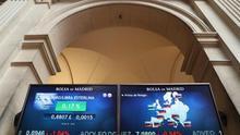 La prima de riesgo española baja a 98 puntos básicos en la apertura