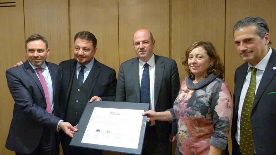 Gobierno Vasco defiende el papel de los productos de calidad y la gastronomía en la red europea REGAL