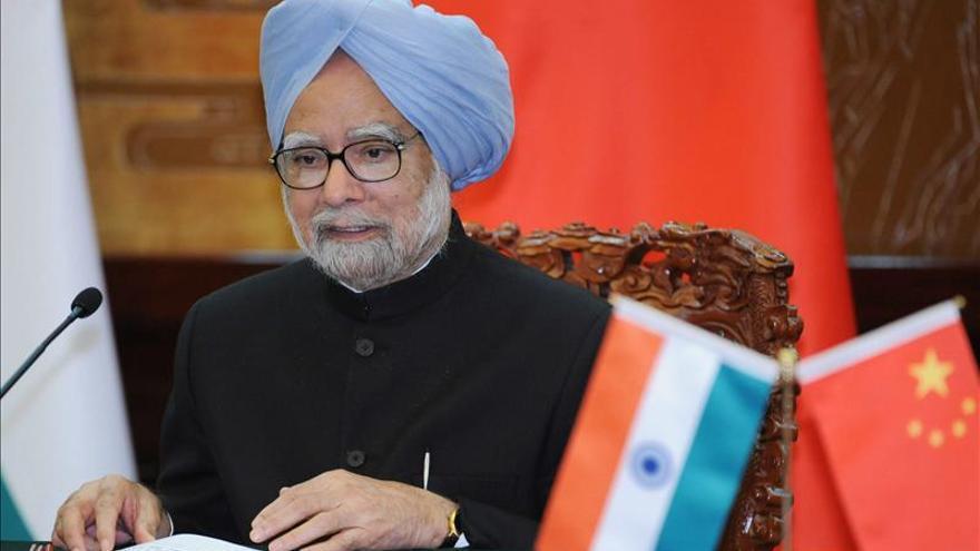 El primer ministro indio anuncia que no se presenta a la reelección