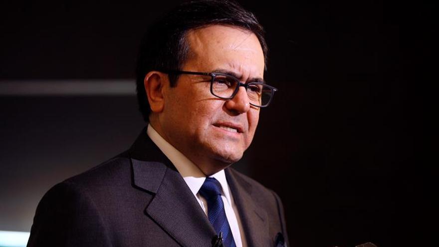 México y EE.UU. tratan los pasos para iniciar renegociación del TLCAN este año