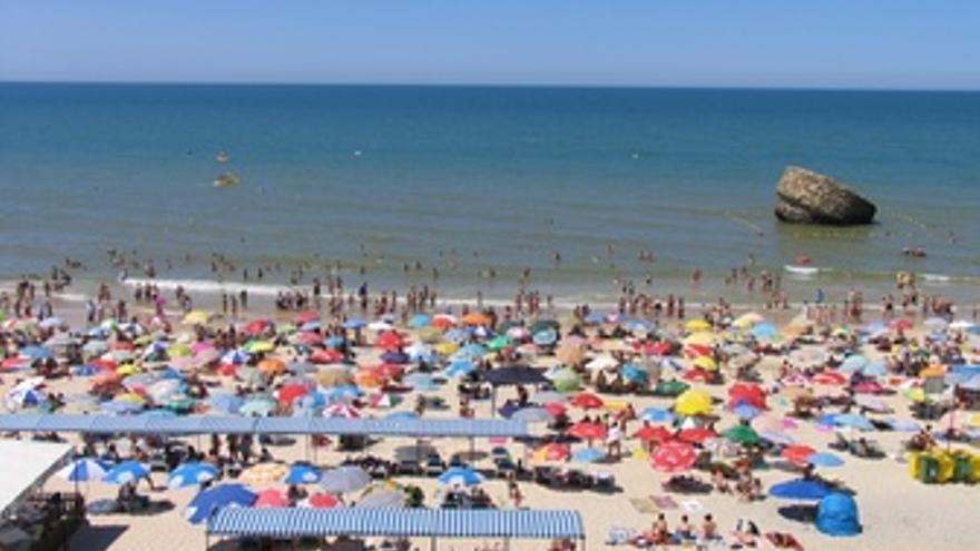 La Playa De Matalascañas