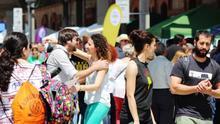 Feria de Economía Solidaria de Madrid.