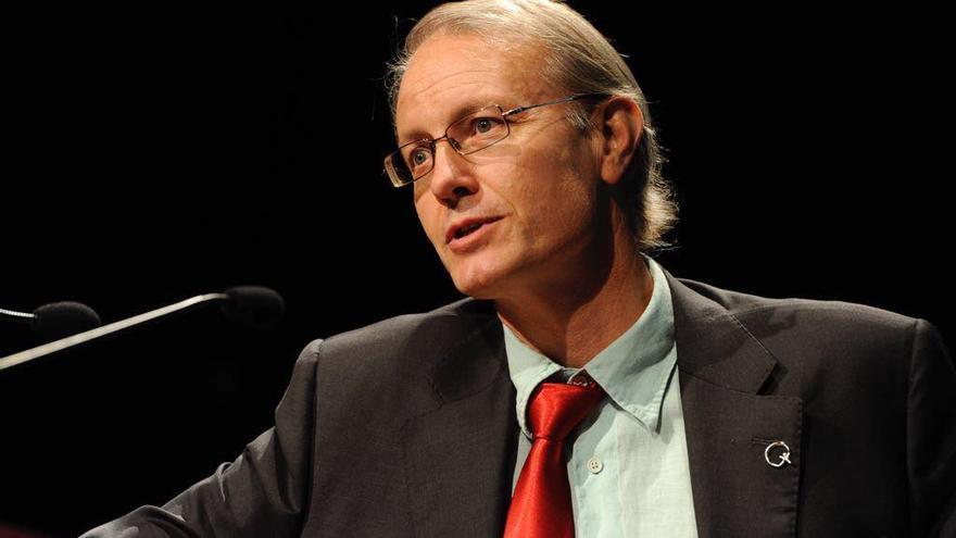 El médico y economista, Rafael Pinilla