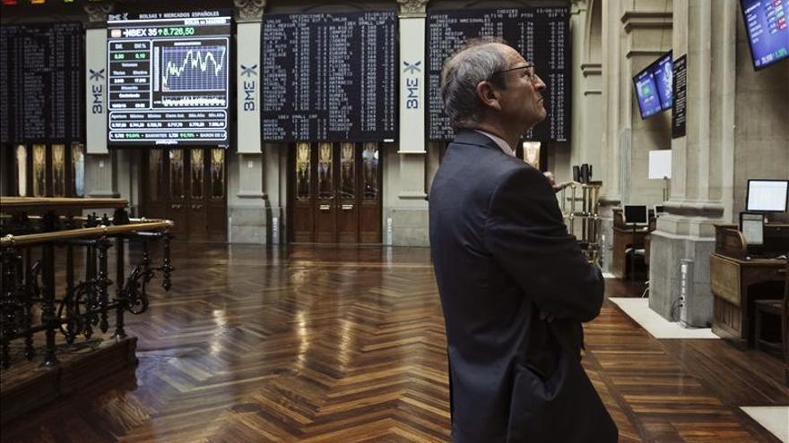 El IBEX opta con claridad por las subidas y avanza un 0,33 por ciento gracias a Repsol