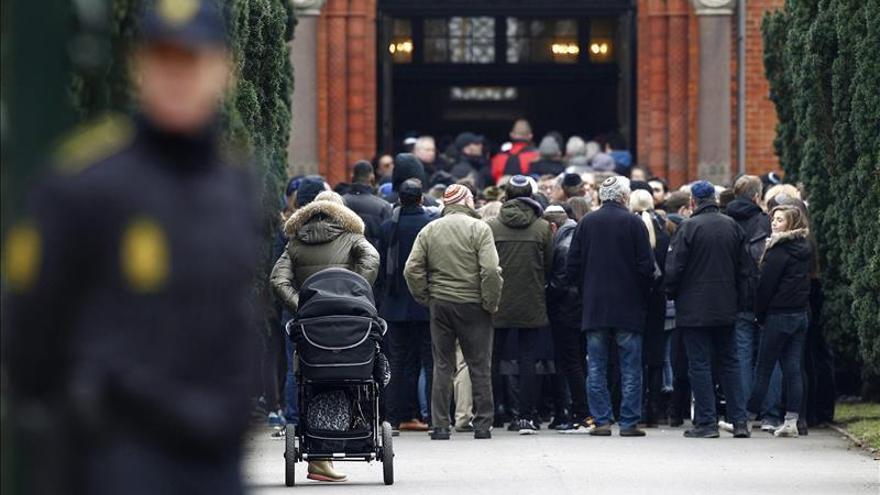 Detienen a otro joven sospechoso de colaborar en los atentados de Copenhague