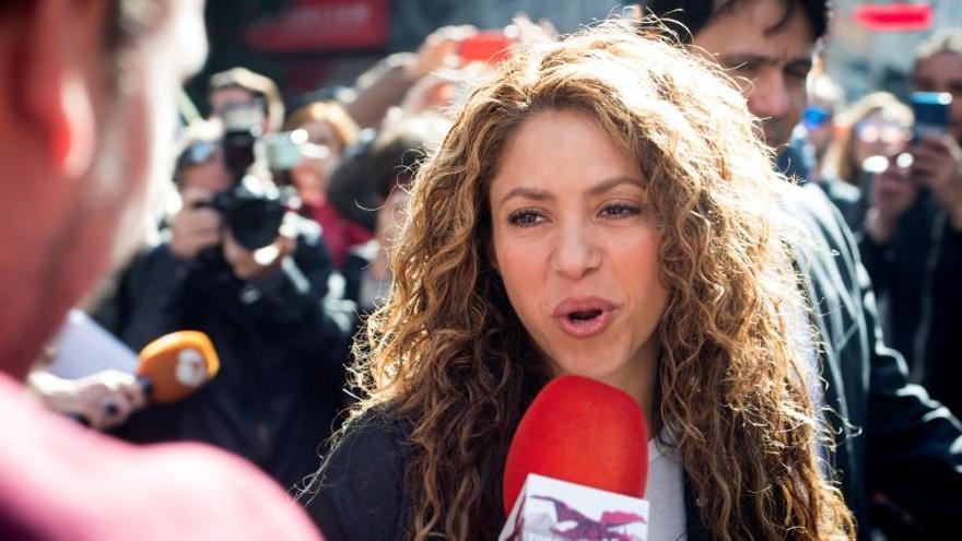 """Desestimada la demanda de plagio contra Shakira por la canción """"La bicicleta"""""""