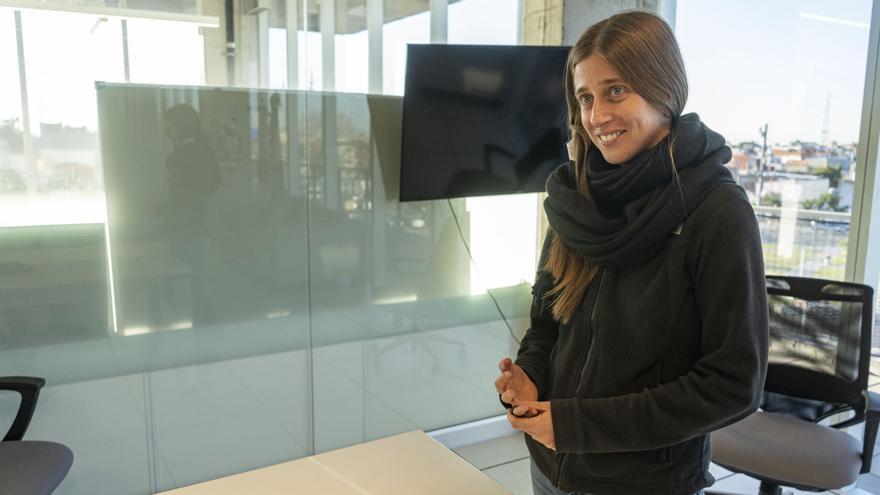 La ministra de Desarrollo Humano, María Migliore, y su anillo de coco vinculado al compromiso católico con los pobres.