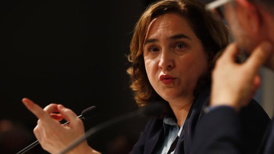 Colau pide a la ONU respeto a los derechos humanos en la frontera de Grecia