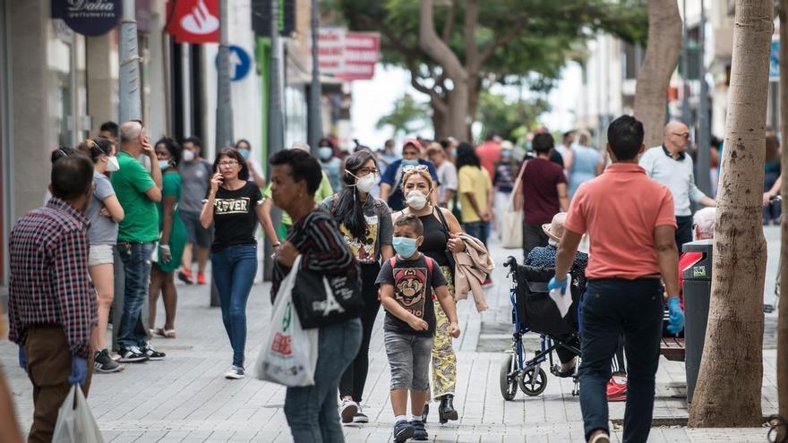 Canarias no se plantea el cierre perimetral de los municipios más afectados por la pandemia