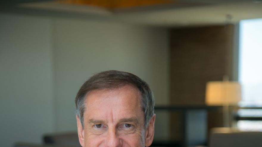 El periodista Ramón Rovira