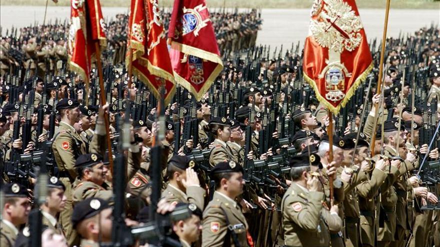 Más de 500 soldados de la brigada Extremadura XI parten en noviembre a Líbano