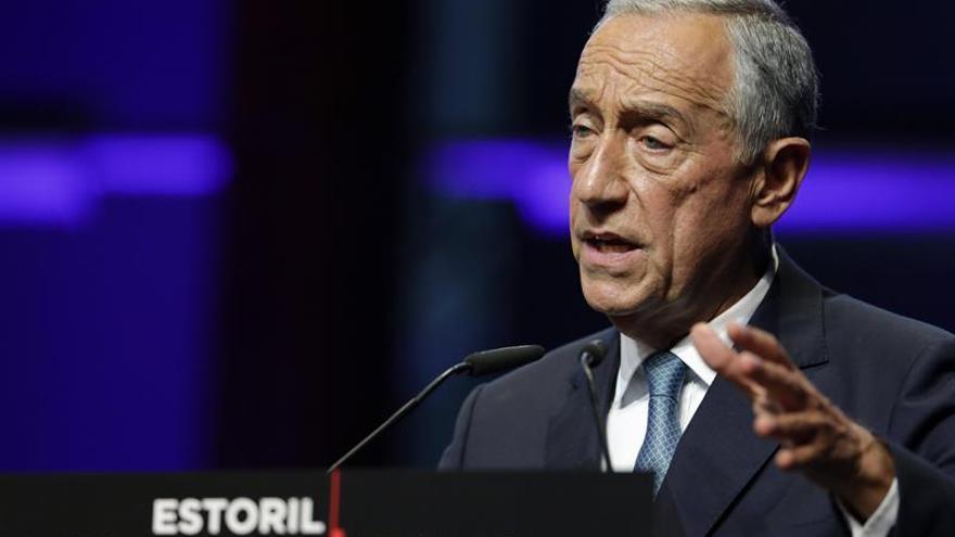 """El presidente de Portugal pide votar mañana para """"legitimar"""" el poder local"""