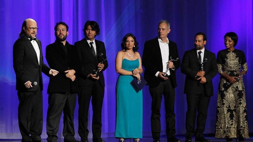 """""""El abrazo de la serpiente"""" se lleva cuatro Premios Platino del tirón"""