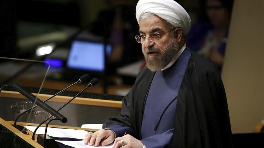 """Rohani dice que la relación entre Irán y EE.UU. """"no tiene que ser hostil """"para siempre"""""""