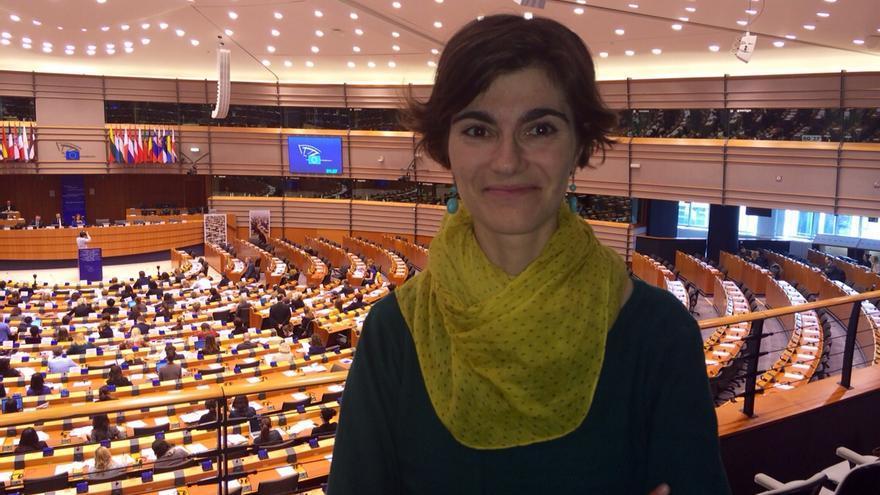 Rosa Martínez, coportavoz de Equo en el Parlamento Europeo / eldiario.es