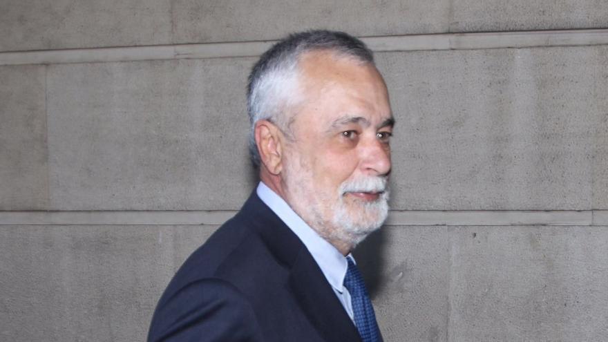 La juez Núñez levanta la fianza civil de 4,2 millones impuesta a Griñán por los ERE