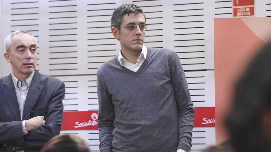 Madina, el único de los aspirantes 'oficiales' a primarias que no coincidirá con Valenciano en campaña