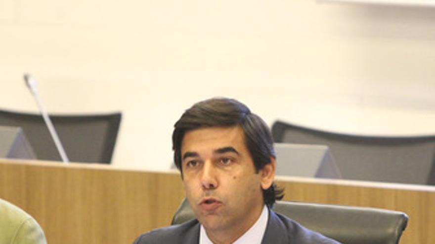 El presidente de Faconauto, Antonio Romero-Haupold