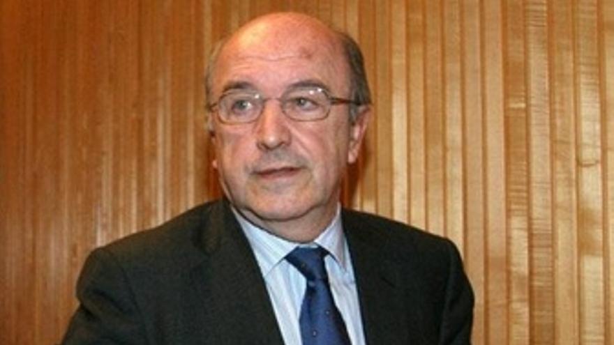 Joaquín Almunia en el Congreso