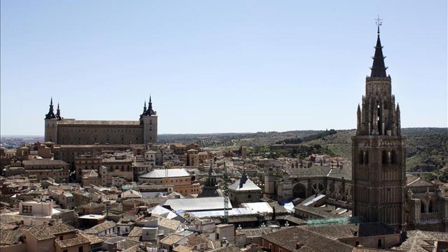 La matraca de la catedral resonará en Toledo tras cien años de silencio