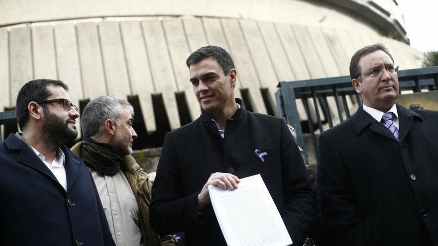 """Sánchez reivindica """"la cultura del acuerdo"""" y no va a """"renunciar"""" a proponer pactos en políticas de Estado"""