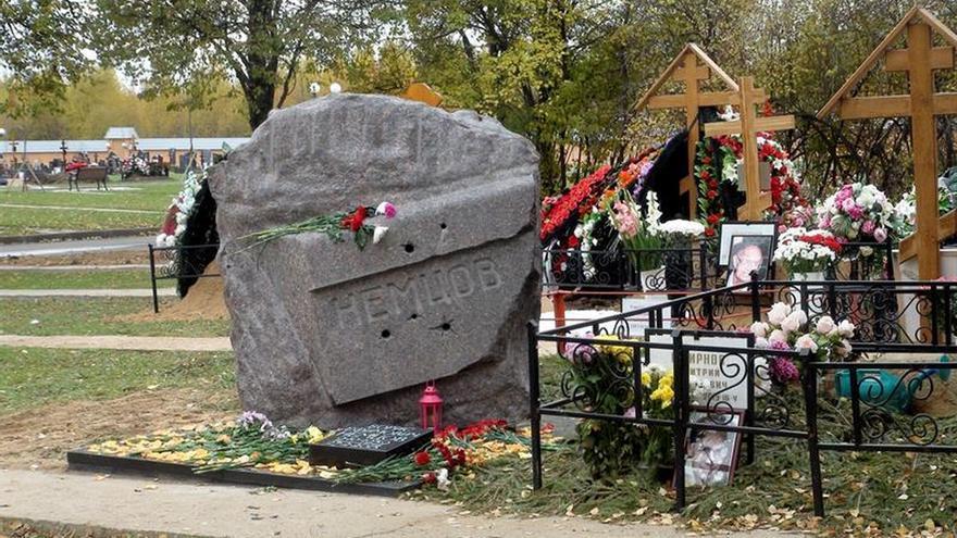 Rusia autoriza una manifestación opositora en el aniversario del asesinato de Nemtsov