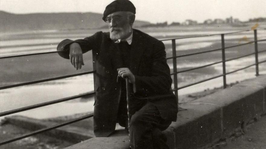 La Caja de las Letras recibe hoy un legadoin memoriamde Miguel de Unamuno