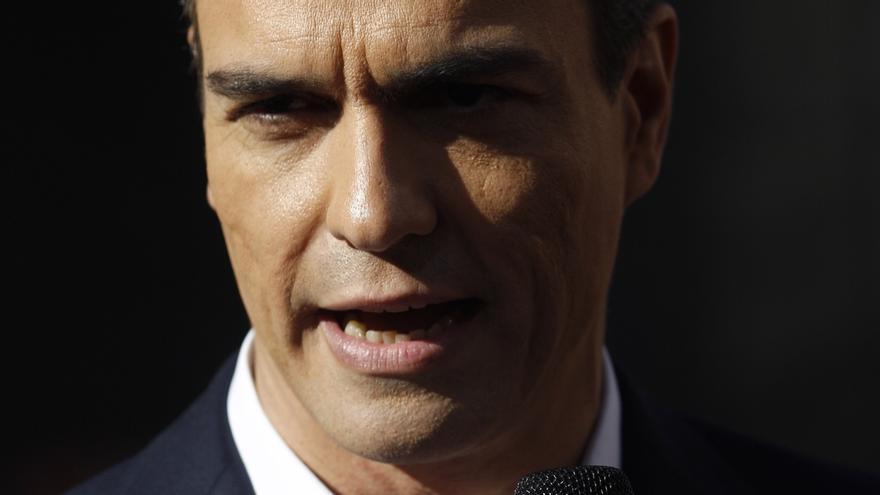 """Pedro Sánchez apuesta en el 'mailing' del PSOE por dejar atrás vetos e intransigencias y dar """"un Sí al cambio"""""""