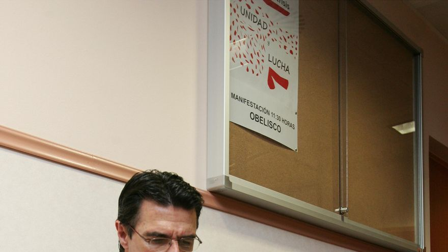José Manuel Soria en el juicio del caso Chalet (ARCHIVO)