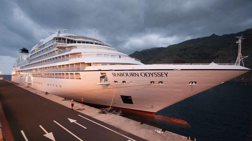 Crucero en la isla de El Hierro