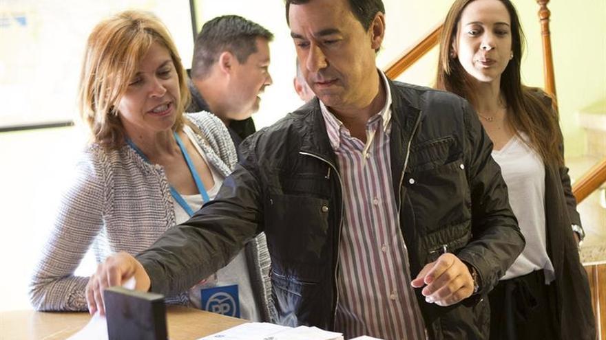 """Martínez-Maillo (PP) recuerda """"especial transcendencia"""" de estas elecciones"""