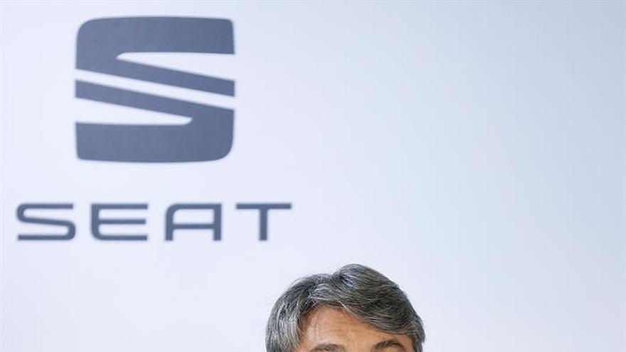 """El Presidente de Seat ve """"vital"""" que España tenga una fábrica de coches eléctricos"""