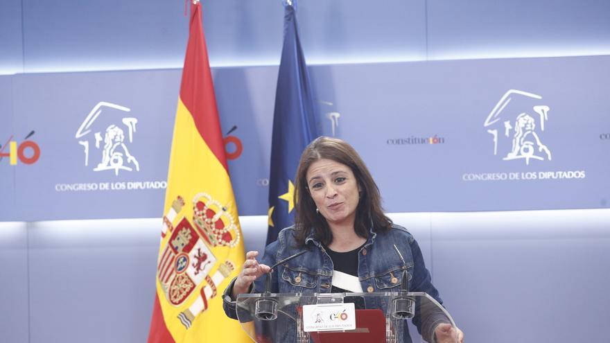"""El PSOE acusa a Pastor de """"mentir"""" por asegurar que ha recibido """"amenazas"""" del Gobierno"""
