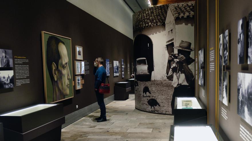 La exposición Delibes afronta sus últimos días con 15.000 visitas en 4 meses